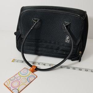 CABOODLES Cosmetic Make Up Doctor Bag Large Black